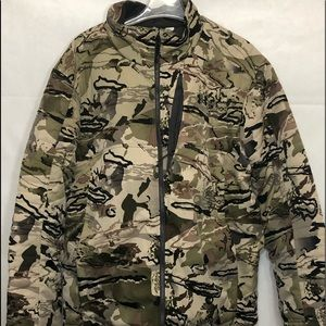 Under Armour Timber Hunting Camo Jacket